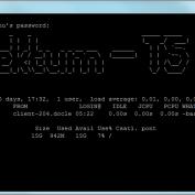 Egyedi SSH üdvözlő képernyő